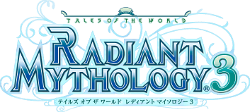 TALES OF THE WORLD RADIANT MYTHOLOGY3